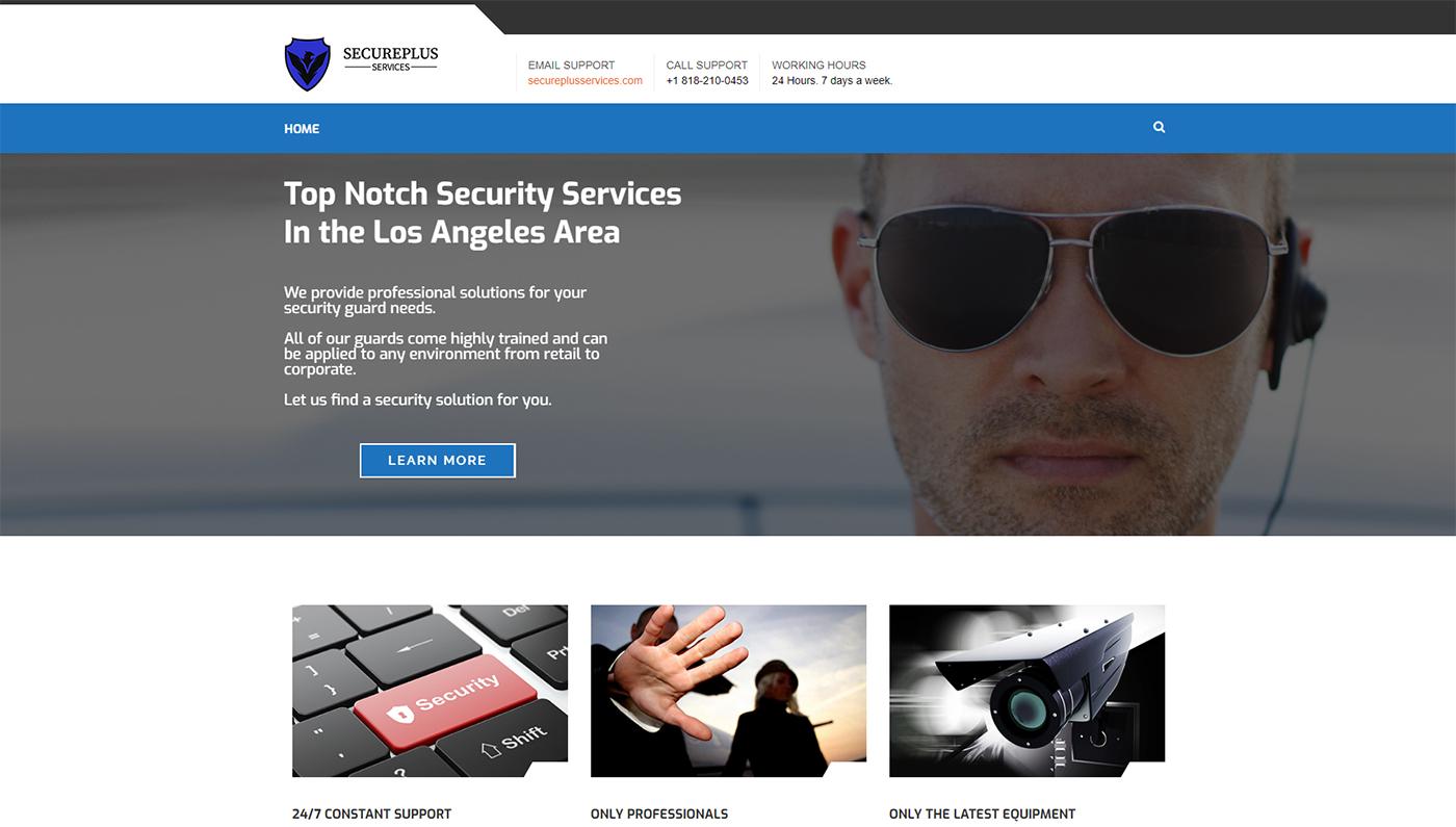 Secure Plus Services