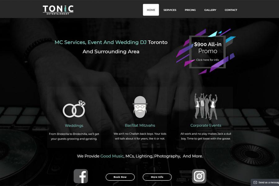 Tonic Entertainment